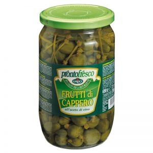 Pronto Fresco Cherry Capers in Vinegar 690g