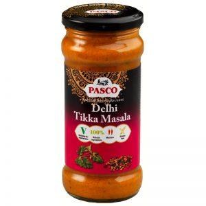 Molho Tikka Masala de Delhi Pasco 350g