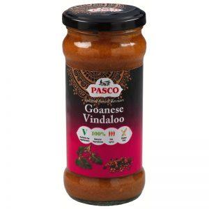 Pasco Goanese Vindaloo Cooking Sauce 350g