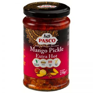 Pickles de Manga Picante Pasco 260g