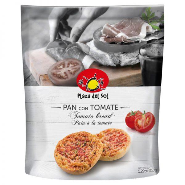Pão com Tomate Plaza del Sol 150g