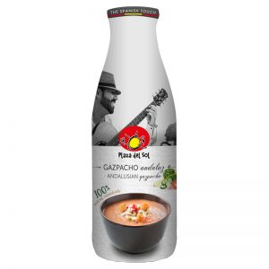 Gaspacho Andaluz Plaza del Sol 750ml