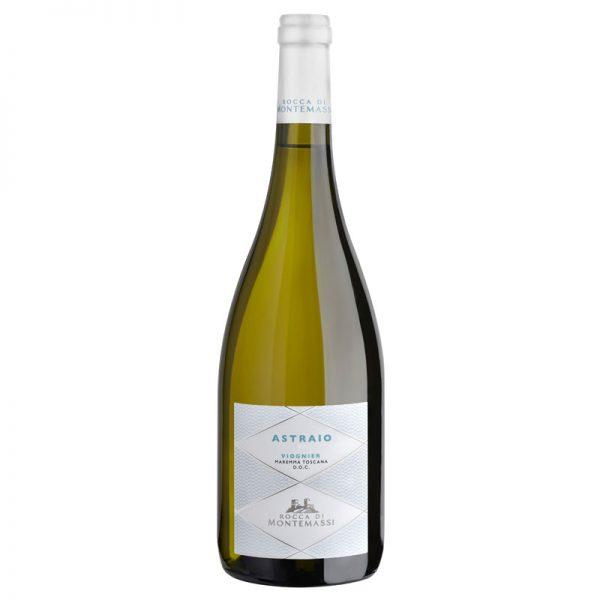 Rocca di Montemassi  Astraio Viognier Maremma Toscana IGT White Wine 750ml
