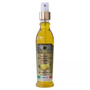 Azeite Virgem Extra com Limão em Spray Regno degli Ulivi 190ml