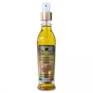 Azeite Virgem Extra com Trufa Branca em Spray Regno degli Ulivi 190ml