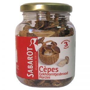 Cogumelos Porcini ou Cèpes Sabarot 40g