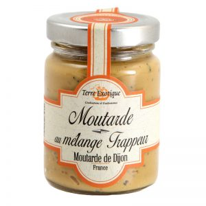 Terre Exotique Dijon Mustard with Trappeur Blend 100g