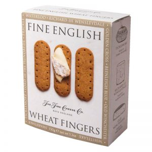 The Fine Cheese Co. Fine English Wheat Fingers 150g