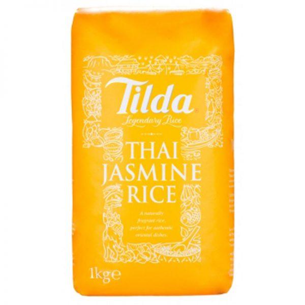 Arroz de Jasmim Thai Tilda 1kg