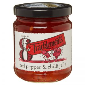 Tracklements Red Pepper & Chilli Jelly 250g
