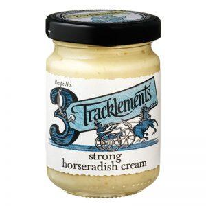 Tracklements Strong Horseradish Cream 140g