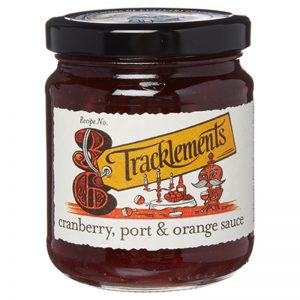 Tracklements Cranberry