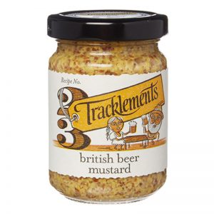Tracklements British Beer Mustard 140g