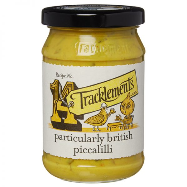 Pickles Piccalilli Tracklements 305g