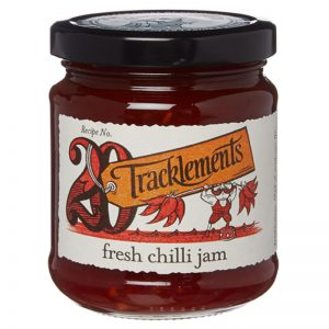 Tracklements Fresh Chilli Jam 250g