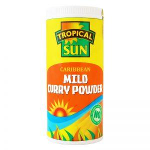 Tropical Sun Jamaican Curry Powder 100g