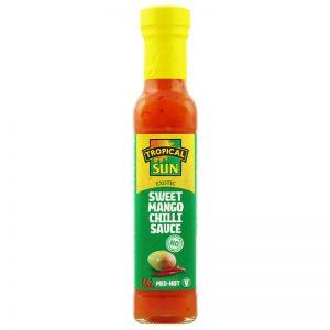 Tropical Sun Tropical Sun Sweet Mango Chilli Sauce 150ml