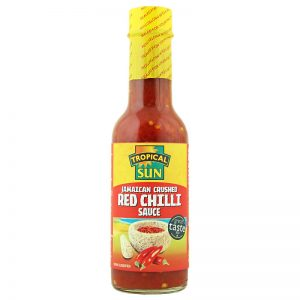 Tropical Sun Tropical Sun Crushed Red Chilli Sauce 142ml