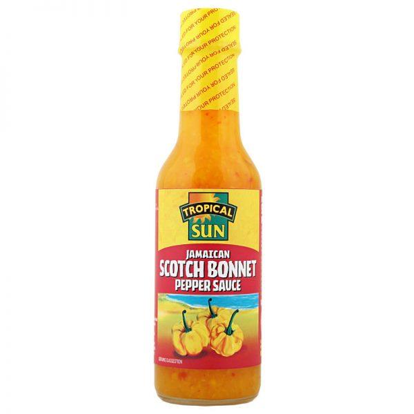 Molho Scotch Bonnet Tropical Sun 142ml