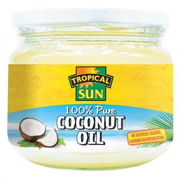 Óleo de Coco Puro Tropical Sun 250ml