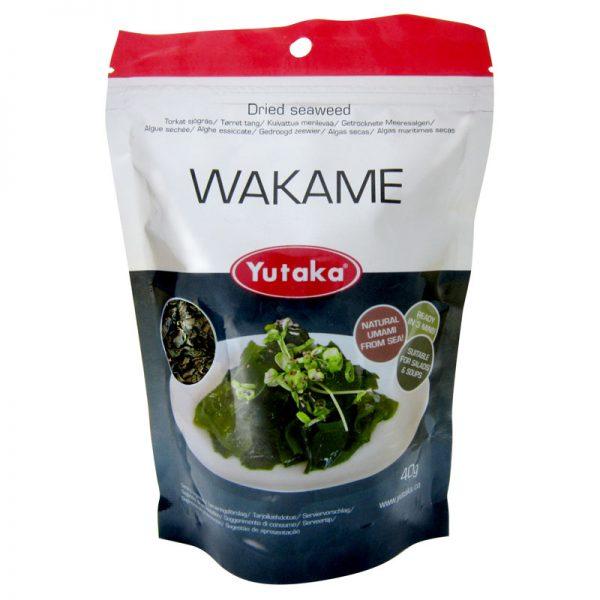Yutaka Wakame Dried Seaweed 40g