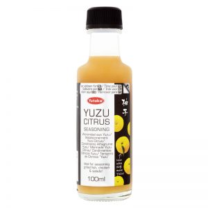 Yuzu - Tempero de Citrinos Yutaka 100ml