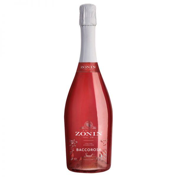 Vinho Espumante Rosé Baccorosa Zonin 750ml