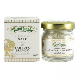 Sal de Guérande com Trufa Branca Tartuflanghe 30g