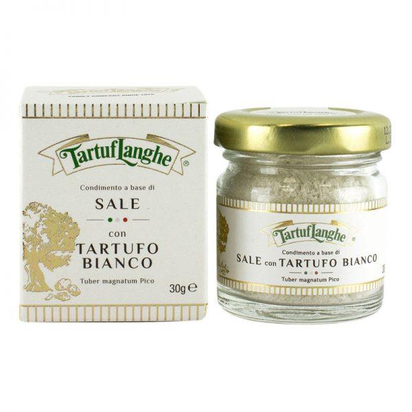 Tartuflanghe Salt with White Truffle 30g