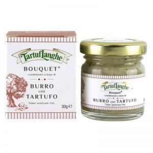 Manteiga com Trufas Pretas Verão Tartuflanghe 30g