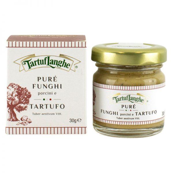 Creme de Cogumelos Porcini e Trufas Tartuflanghe 30g
