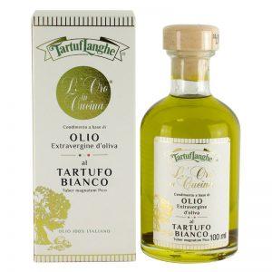 Azeite Aromatizado com Trufa Branca de Alba Tartuflanghe 100ml