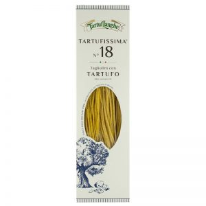 Tartuflanghe Tartufissima N°18 Tagliolini Egg Pasta With Truffle  250g