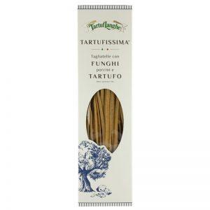 Tartuflanghe Tartufissima Tagliatelle Egg Pasta With Porcini Mushrooms And Truffle 250g