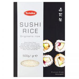 Arroz para Sushi Yutaka 500g