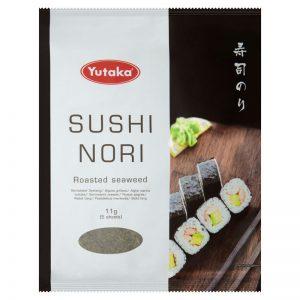 Yutaka Sushi Nori (5 sheets) 11g
