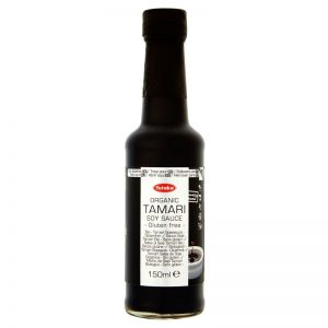 Yutaka Organic Tamari Soy Sauce 150ml