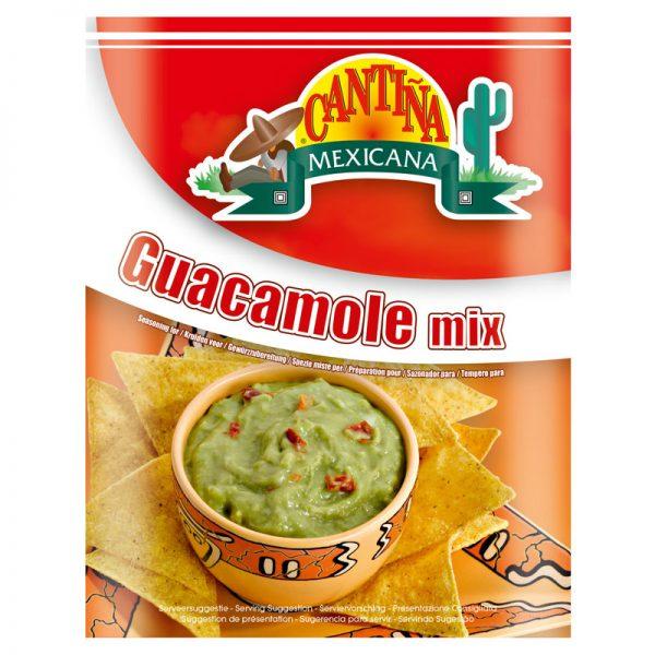 Cantina Mexicana Guacamole Mix 25g