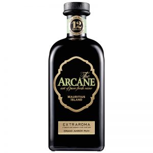 Rum Extraroma Grand Amber 12 Anos Creative Spirits 70cl