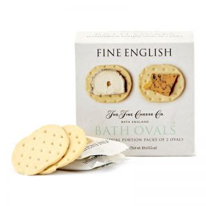 "Crackers ""Bath Ovals"" Monoporção The Fine Cheese Co. 150g"