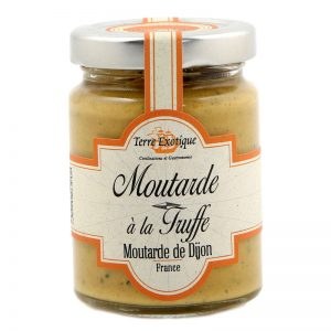 Terre Exotique Dijon Mustard with Truffle 100g