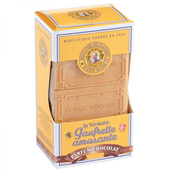 Eugene Blond Wafers Chocolate Flavor 175g