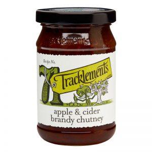 Tracklements Apple & Cider Brandy Chutney 320g