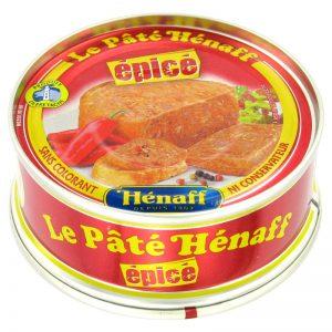 Hénaff Pork Pate with Spices 78g