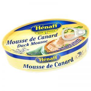 Hénaff Duck Mousse 115g