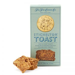 The Fine Cheese Co. Stichelton Toast 70g