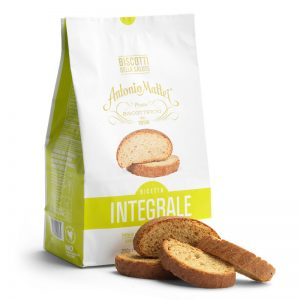 Antonio Mattei Sweet and Crispy Whole Biscuits 200g