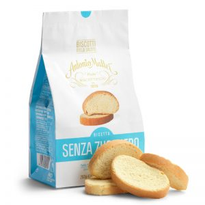 Antonio Mattei Sweet and Crispy Biscuits Sugar Free 200g