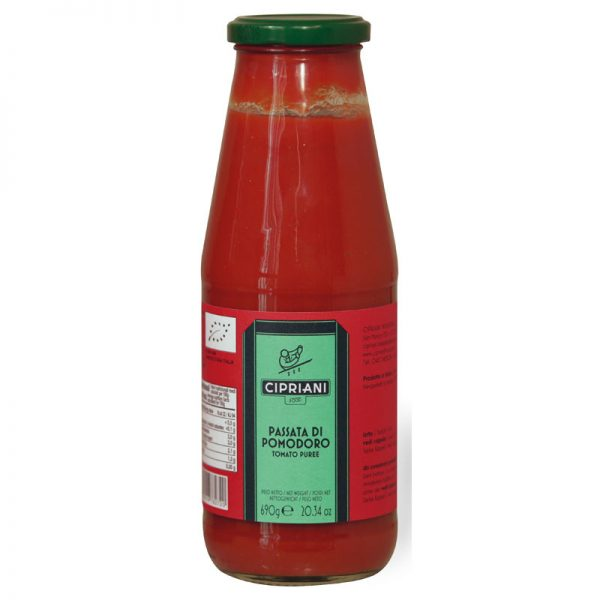 Passata de Tomate Cipriani 690g