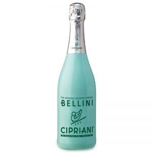 Cocktail Bellini de Vinho Prosecco e Pêssegos Brancos Cipriani 750ml